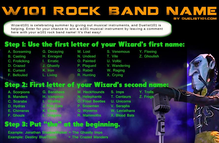 Whats Your Name Generator