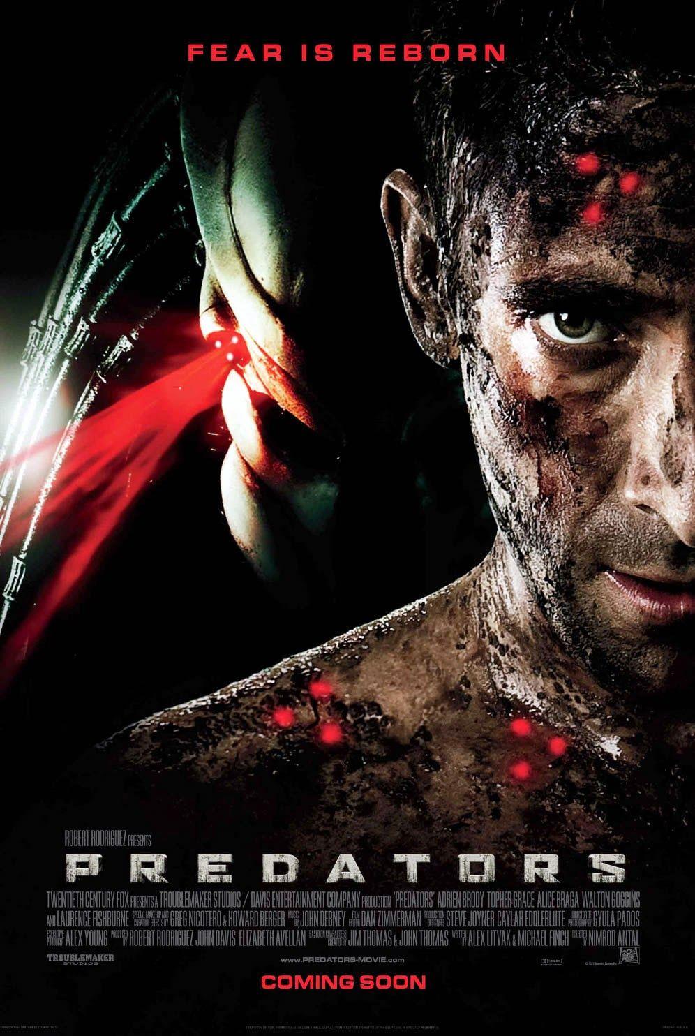 Predators (Movie) | I ❤️ Movies!!! | Pinterest | Peliculas