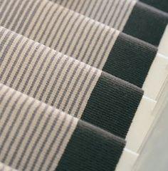 Best Herringbone Carpet And Stair Runner Chic Coles Stair 400 x 300