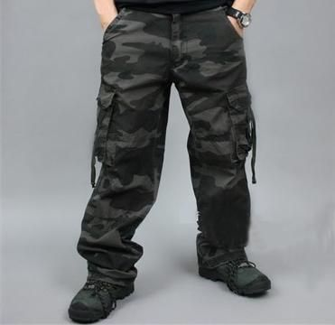 Pantalon Cargo Hombre Caballero Ropa Militar Pantalones Militares Pantalones Cargo Hombre
