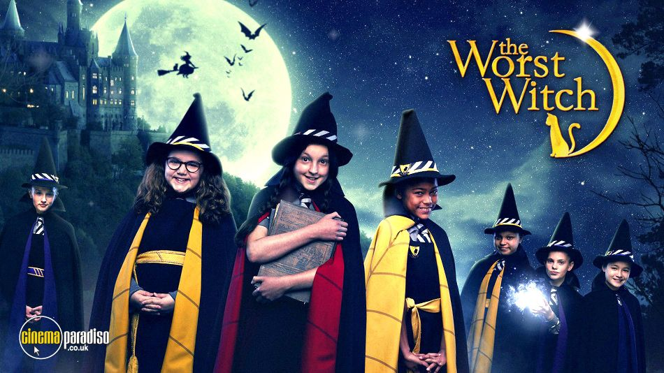 A+still+from+The+Worst+Witch+(New) The worst witch