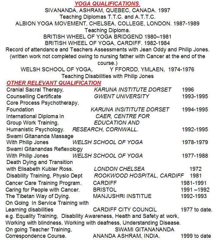 Resumes For Teachers Educatorsu0027 Professional Résumés Has Been   Yoga  Instructor Resume  Yoga Resume