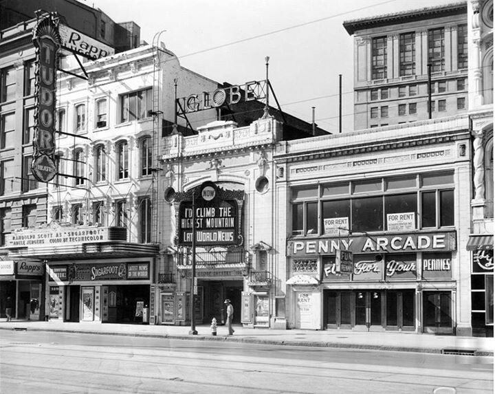 614 Canal Street 1940 S New Orleans Ain T Dere No More
