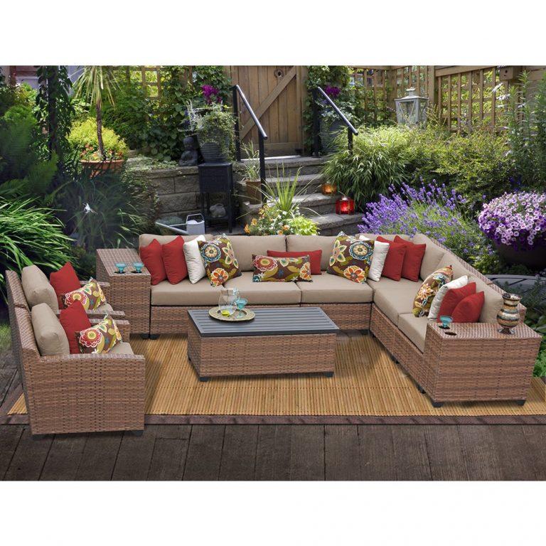 Resin Wicker Patio Furniture Sets | layjao #resinpatiofurniture