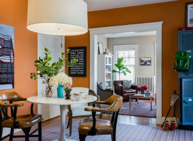 The Best Paint Colors For Low Light Rooms