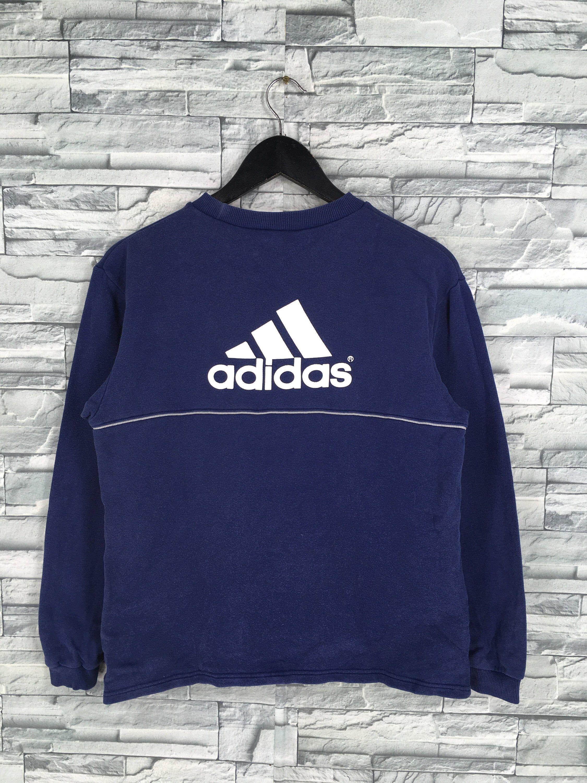 Vintage Adidas Sweatshirt Women Small Adidas Sportswear Blue Etsy Adidas Sweatshirt Adidas Sweatshirt Women Vintage Adidas Sweatshirt [ 3000 x 2250 Pixel ]