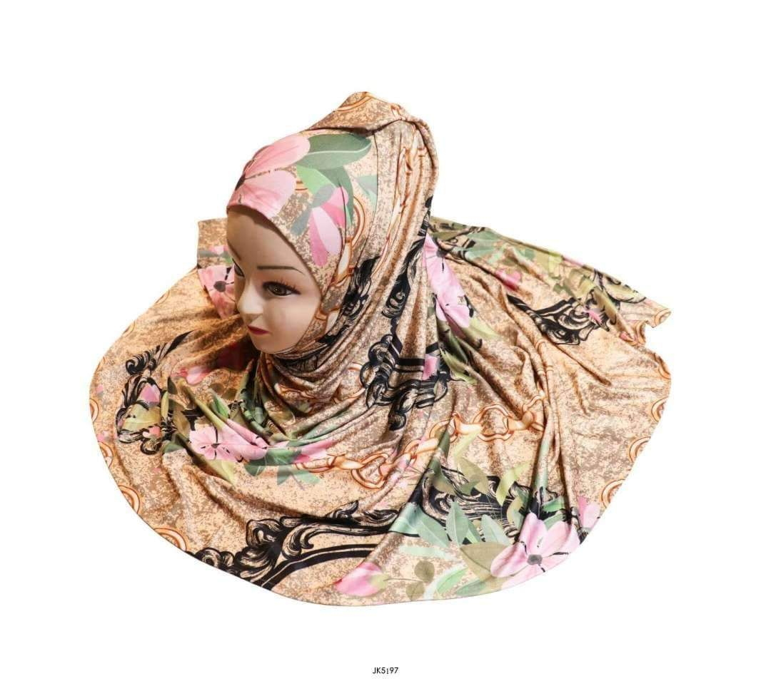 Hijab scarf dupatta womens outdoor wear jersey