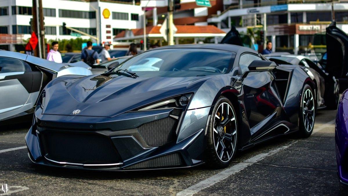 Lykan Hypersport Super Cars Weird Cars Futuristic Cars