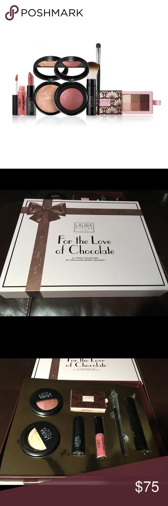Laura Geller For The Love of Chocolate (NIB) NWT Laura