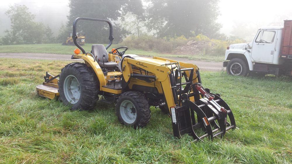 2006 Challenger MT265B 33 HP Diesel Compact Tractor 4x4