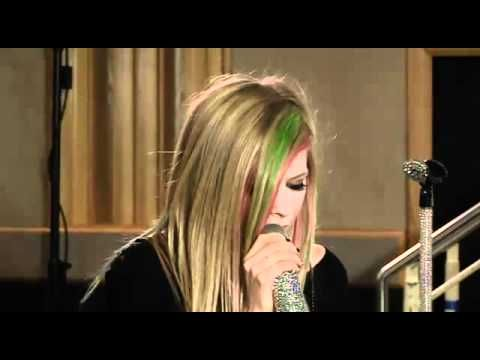 Avril Lavigne - Tik Tok (Ke$ha Cover) - YouTube