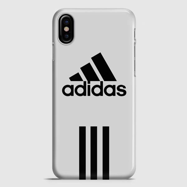 separation shoes 0458d e2d56 Adidas Logo iPhone X Case | casescraft | iPhoneX(Bwaniii)❤ | Phone ...