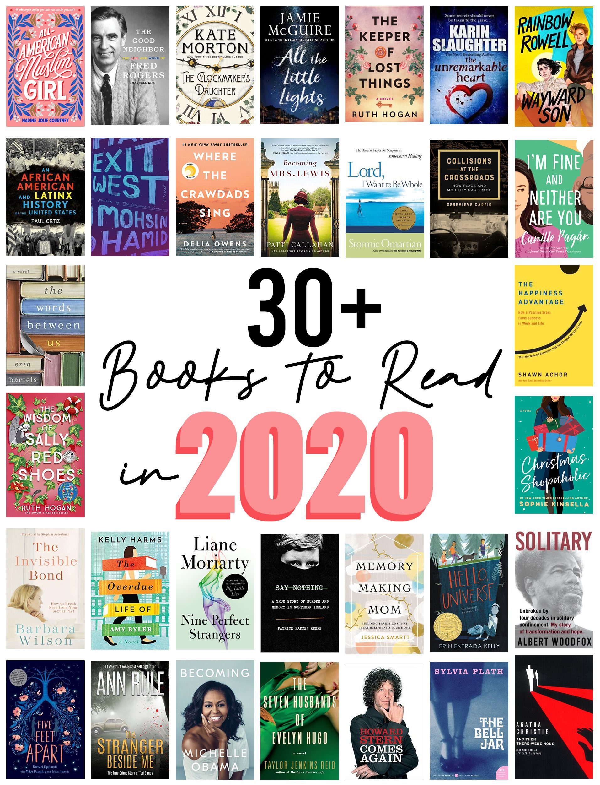 Reading List 30 Books To Read In 2020 Love Joleen Readinglist Books Bookstoread Booklist Whattoreadin2020 Books To Read Books Trending Books