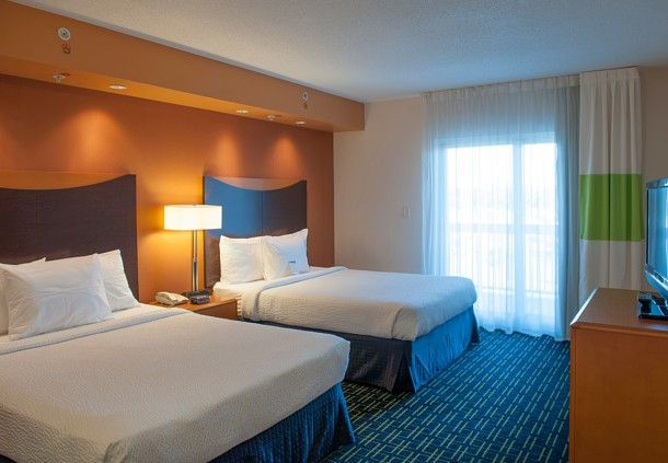 Travel With Confidence By Checking Into The Fairfield Inn Suites
