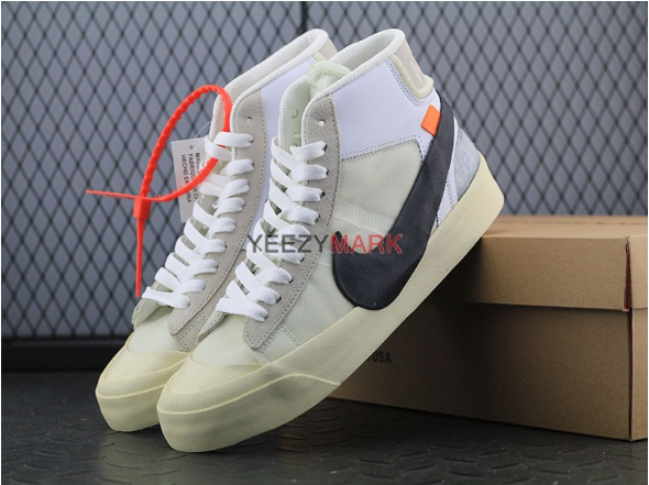 ca645ec5097823 OFF-WHITE X BLAZER MID AA3832-100 Check out from https