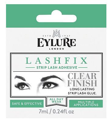 9608243df06 Eylure Lashfix Adhesive 10088214 8 Advantage card points. Adhesive for Eylure  Strip eyelashes. FREE