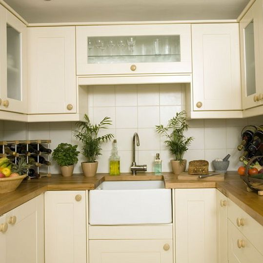 Ideas for Small Kitchens | Home Interior Design, Kitchen and ...