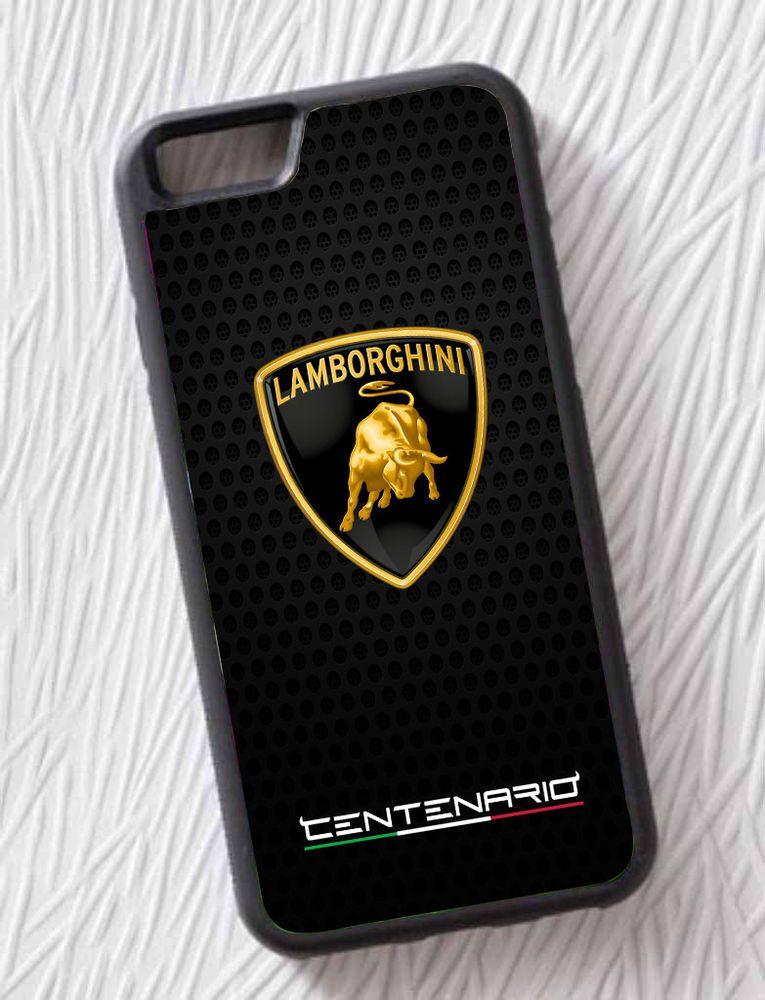 wholesale dealer f6554 e51bf Lamborghini Centenario Custom For iPhone 6s Plus, 7, 7 plus Print On ...