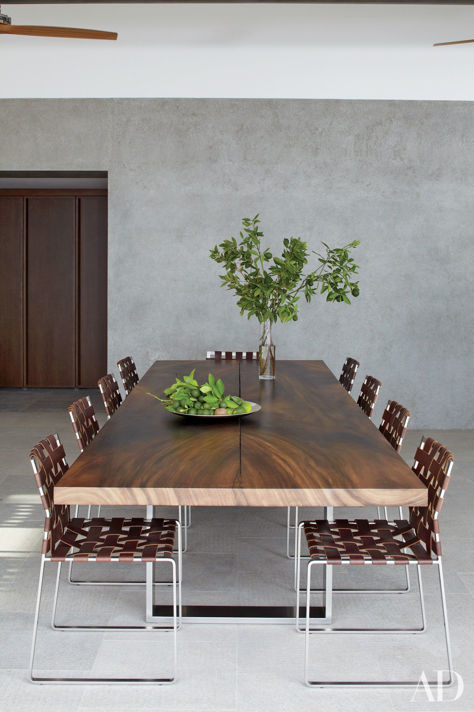 11 Minimalist Dining Rooms With Big Impact Minimalist Dining