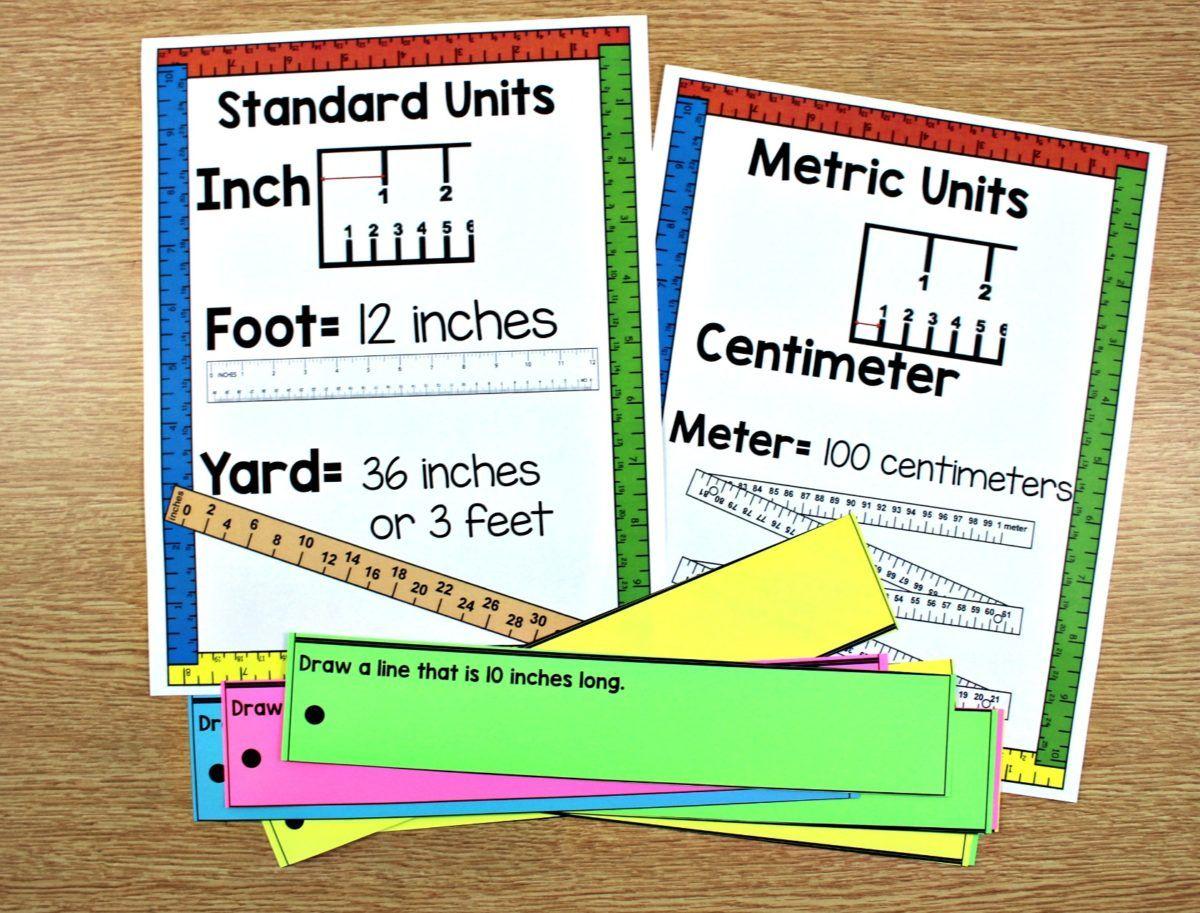 20 Ideas For Teaching Measurement