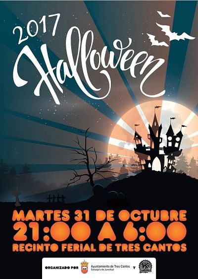 Tres Cantos Propone Un Martes Terrorifico Para Halloween Lugares