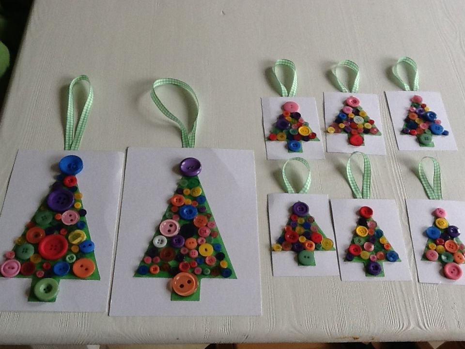 Christmas Craft With My 4 Year Old Christmas Arts And Crafts Crafts For 3 Year Olds Crafts