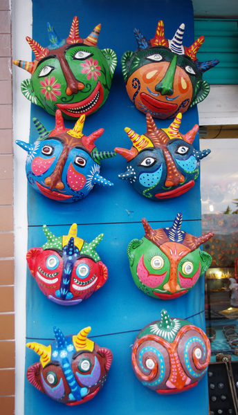 Masks For Fun And Profit Ecuador In 2019 South America Travel