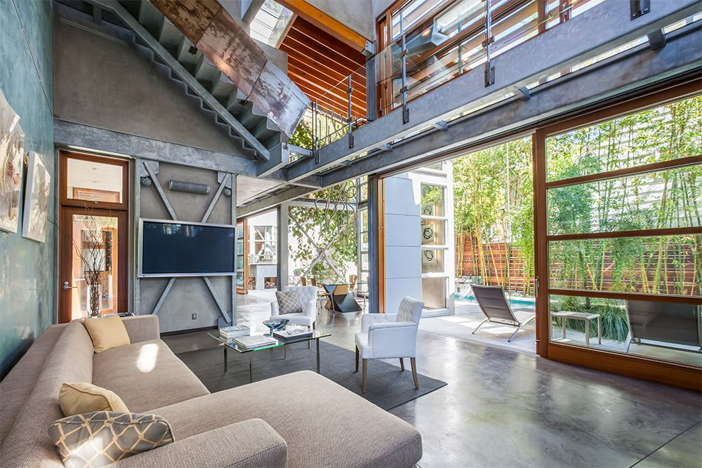 Santa Monica Real Estate: Can Industrial Decor Be Cozy?   Life At Home    Trulia Blog