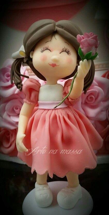 Boneca #nivercomarte