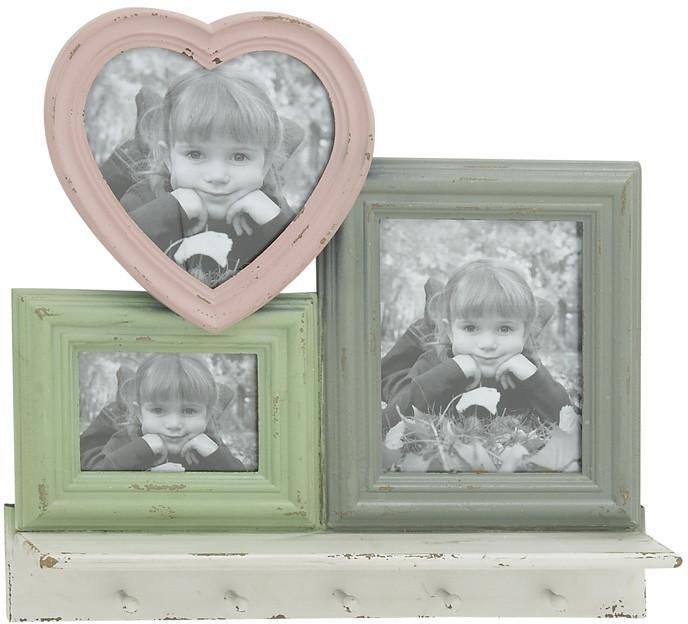 Bayden Hill Wood Wall Hook Photo Frame 23\