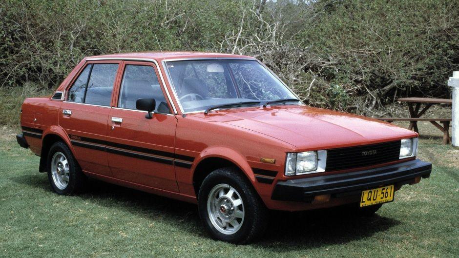 1981 Corolla DX  9bb3d624ac