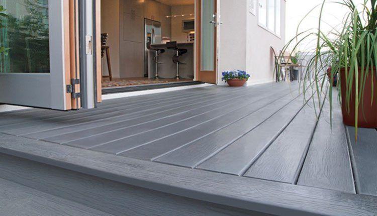 10 Solid Alternatives To Wood Decking Decks Backyard Wood Deck