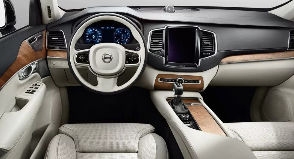 2019 Volvo Xc90 Interior Volvo Suv Volvo Xc90 Volvo Xc