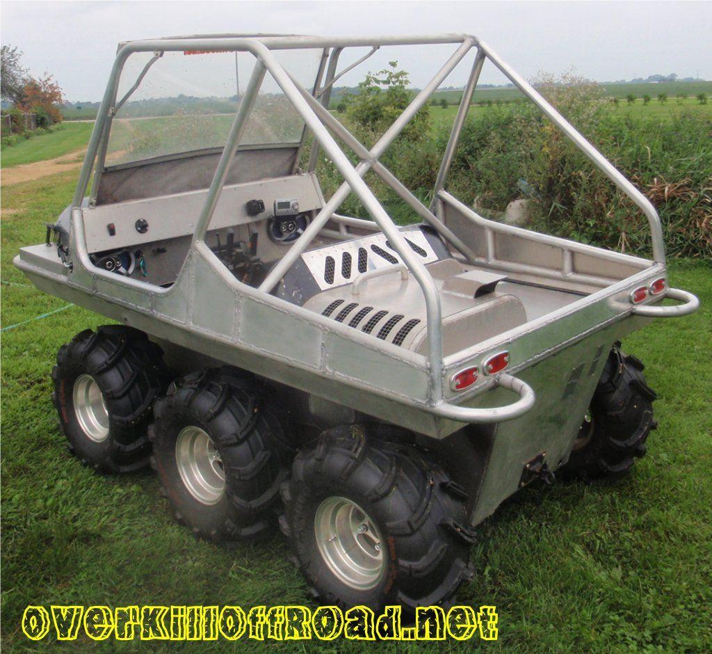amphibious buggy -Joie's 6x6 Toy | Churrasco | Pinterest ...