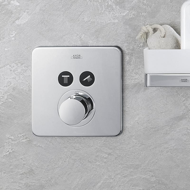 Hansgrohe Axor Showerselect Soft Cube Thermostat Unterputz Fur 2