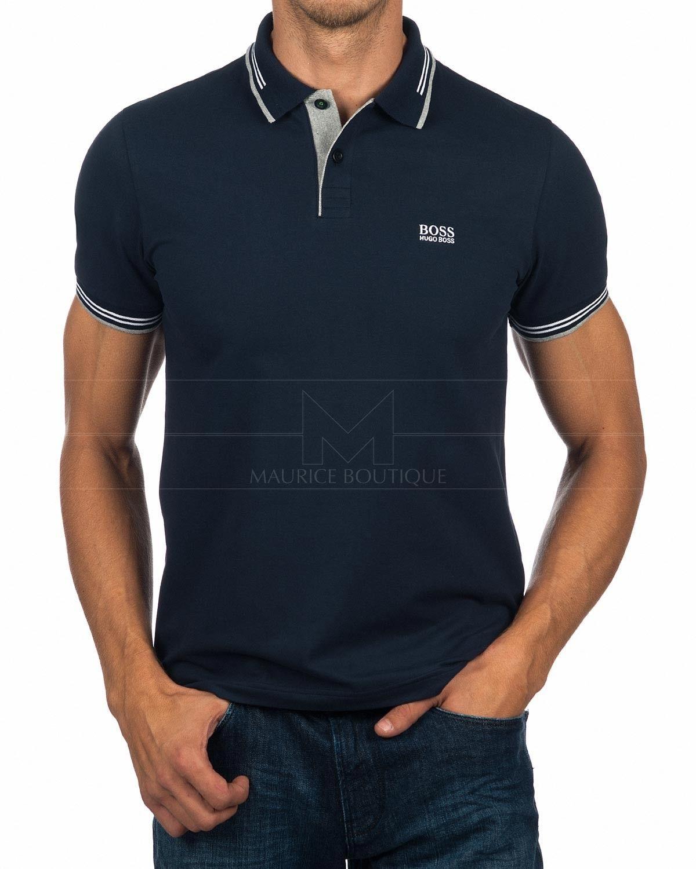 c4c96e39 Navy Blue Hugo Boss Polo Shirt - Paul in 2019 | My Style | Polo ...