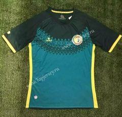 2017-18 Senegal Home Green Thailand Soccer Jersey  61b06fef4