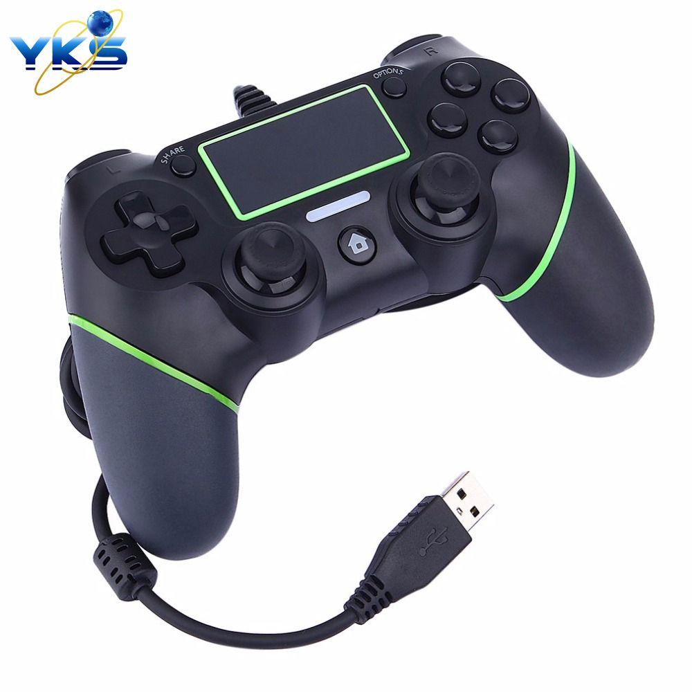 19% Off ] Newest Wired USB Game Controller For PlayStation 4 For ...
