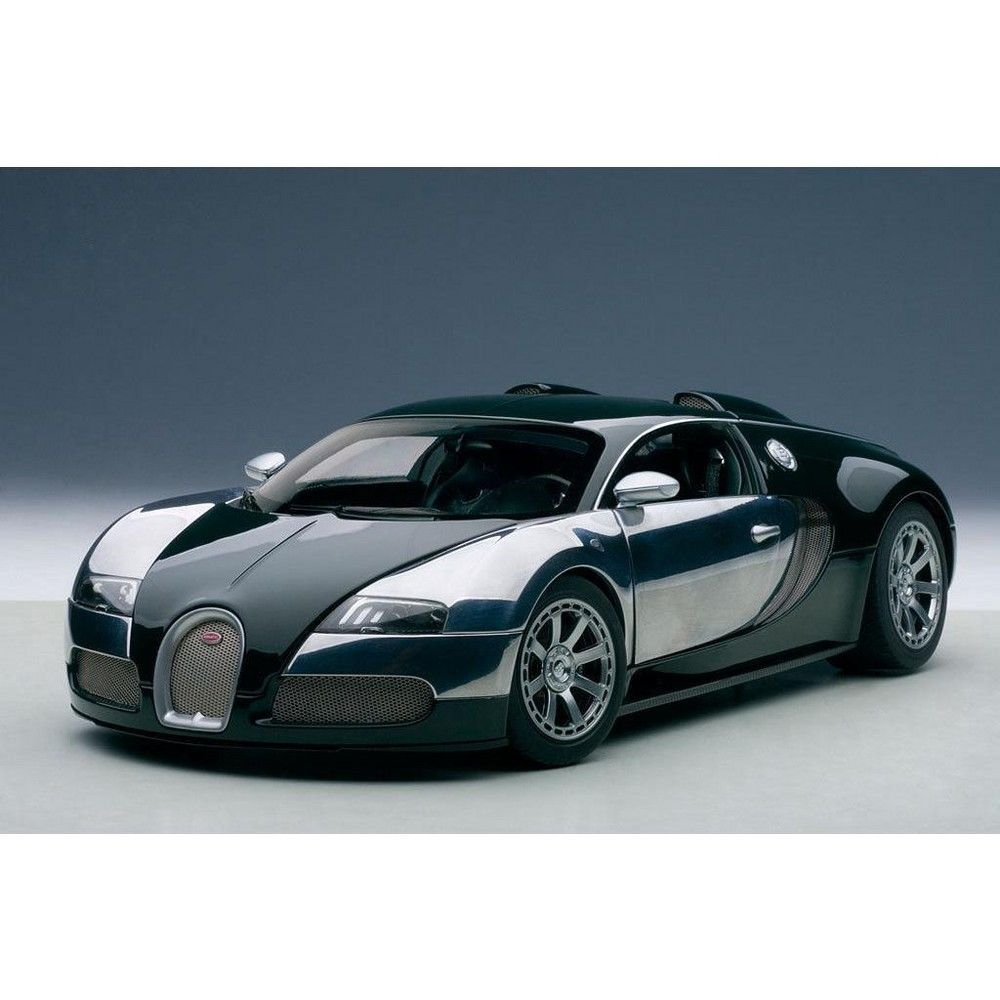 Bugatti Eb Veyron L Edition Centenaire Racing Green Malcolm Campbell 1 18 Diecast Model Car By Auto Bugatti Veyron Super Sport Bugatti Veyron Bugatti Veyron 16
