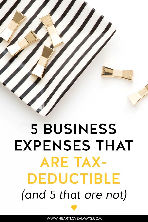 the simplest breakdown of business expenses for bloggers small