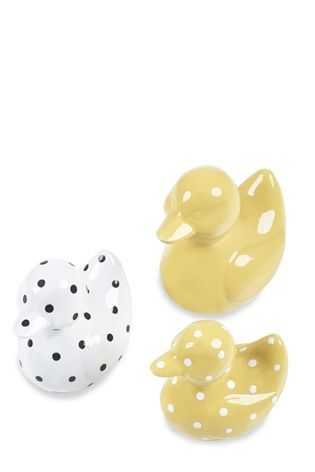 Buy Set Of 3 Ceramic Happy Ducks From The Next Uk Online Shop Rubber Ducky Bathroom Rubber Duck Bathroom Duck Bathroom