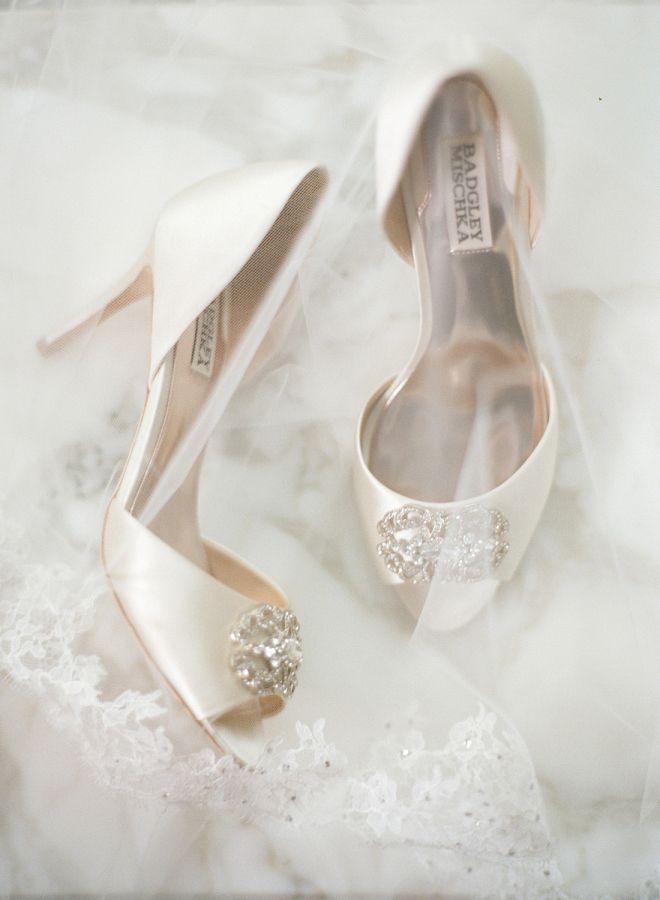Classic Winter Wedding Showcasing Dc S Finest Spots Bridal Shoes
