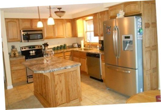 Kitchen Cabinets Unfinished Kitchen Cabinet Austin Pine ...