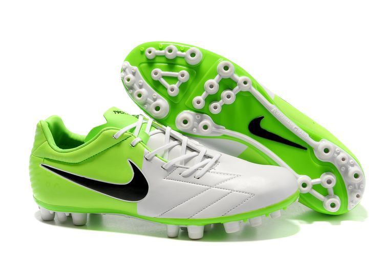 Nike Total 90 Laser IV AG Artificial Grass White Green Black Nike Football  Shoes, cheap Nike Total 90 Laser FG, If you want to look Nike Total 90 Laser  IV ...