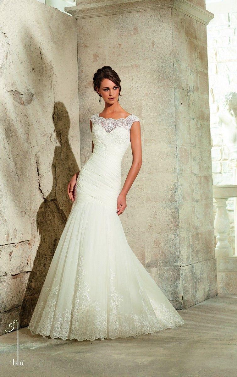 Mori Lee 5305 Wedding Dress | Pinterest | Mori lee, Wedding dress ...