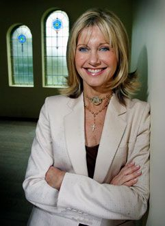 Olivia Newton John | Olivia Newton- John weds | Photo Galleries and News Photos | News Pictures and Photos | The Advertiser