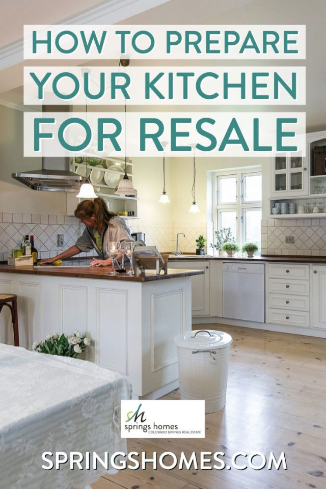 How To Prepare Your Kitchen For Resale Best Countertop Material