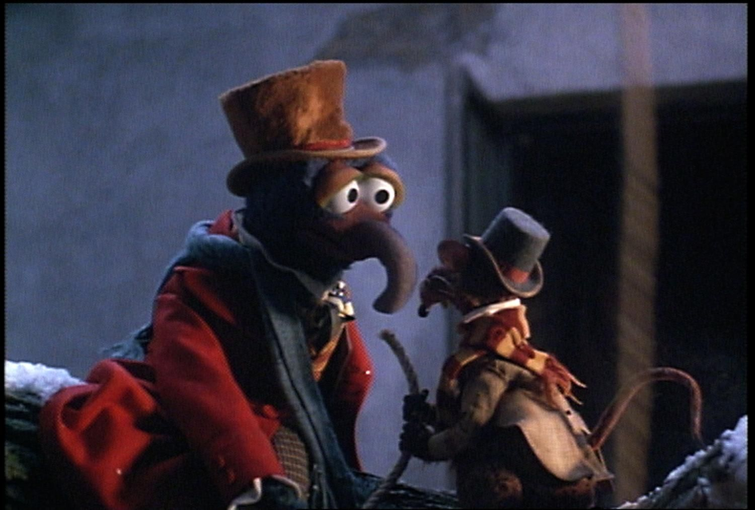 The Muppet Christmas Carol | Holiday Viewing | Pinterest | Muppets ...