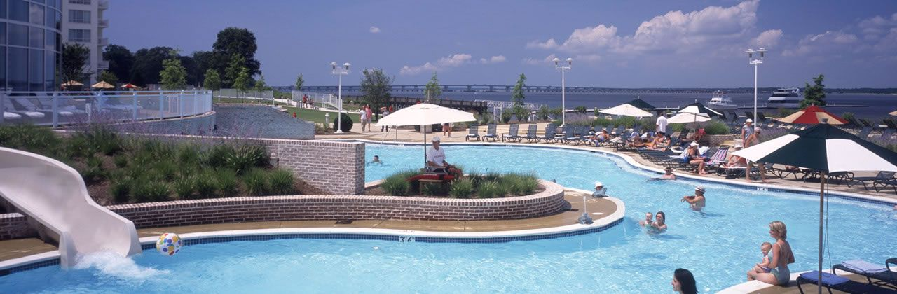 Chesapeake Bay Hyatt Top Pet Friendly Hotel Travel Pinterest