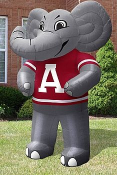 University Alabama Crimson Tide Bigal Inflatable 08 4055 Jpg 234